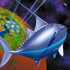 Cyber Tuna Mars
